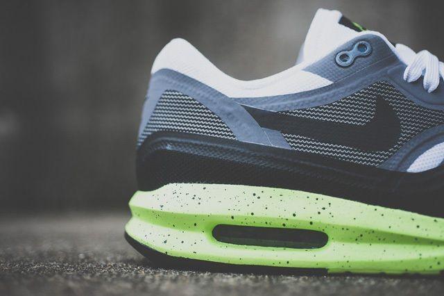 Nike Air Max Lunar 1 Grey Volt 3