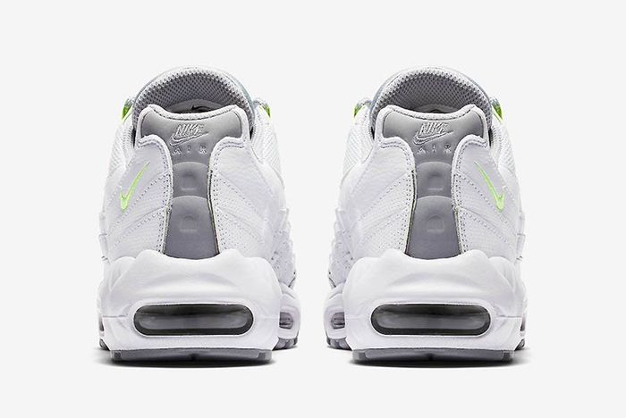 Nike Air Max 95 Bleach Volt 5