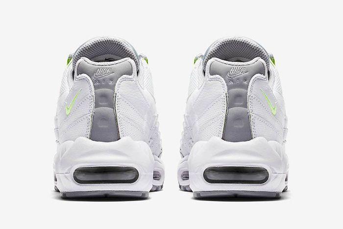 Nike Air Max 95 Bleach Volt 5