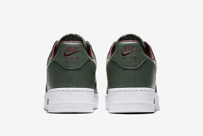 Nike Af1 Hong Kong Release Sneaker Freaker 6