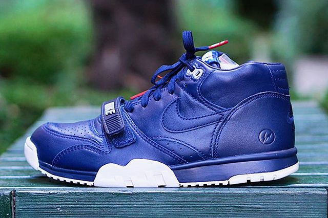 Fragment X Nike Air Trainer 1 Us Open Collection