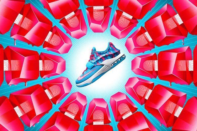 Nike Kd7 Kids Frozen 1