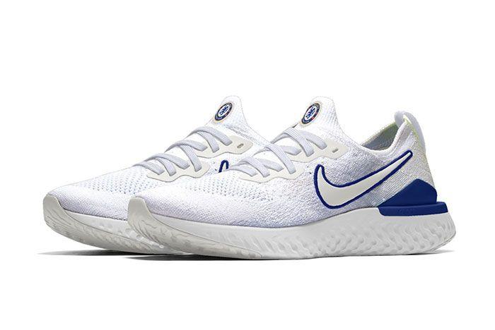 Nike Epic React Flyknit 2 Chelsea Blue