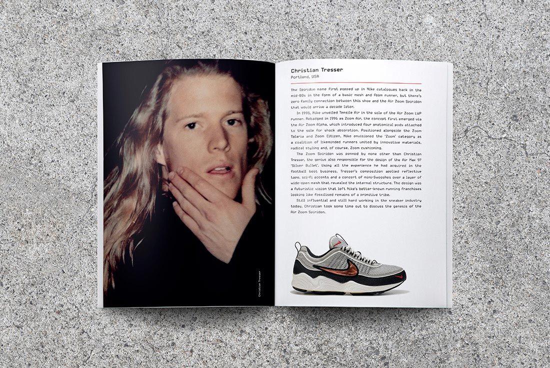 Sneaker Freaker Issue 42 Tresser Jogger