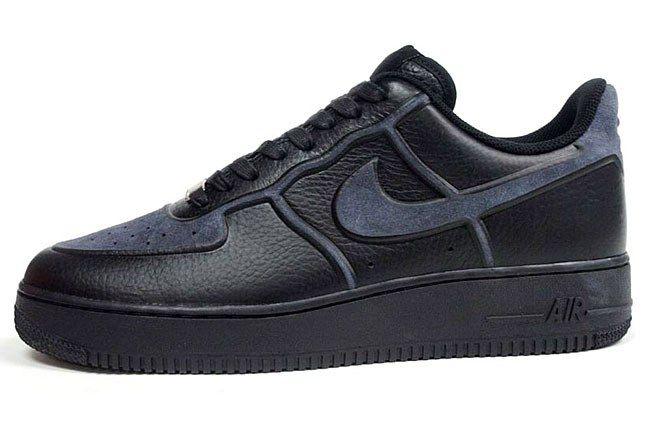 Nike Black Grey Skive Tec 1