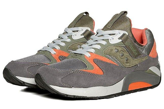 Saucony Packer Grid 900 9 1