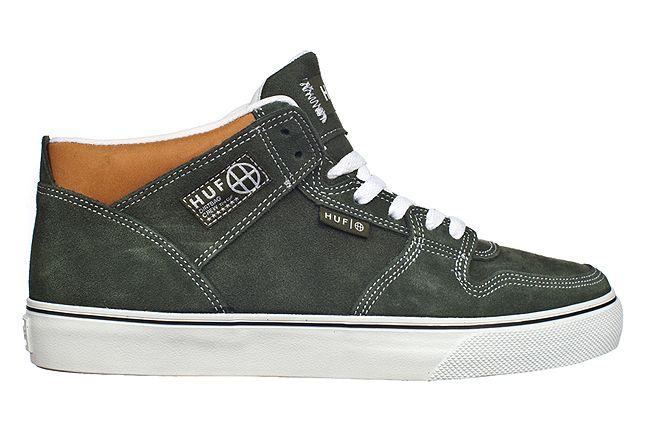 Huf Fall 2012 Footwear Huf 1 Vulc Olv Wht Tan 1