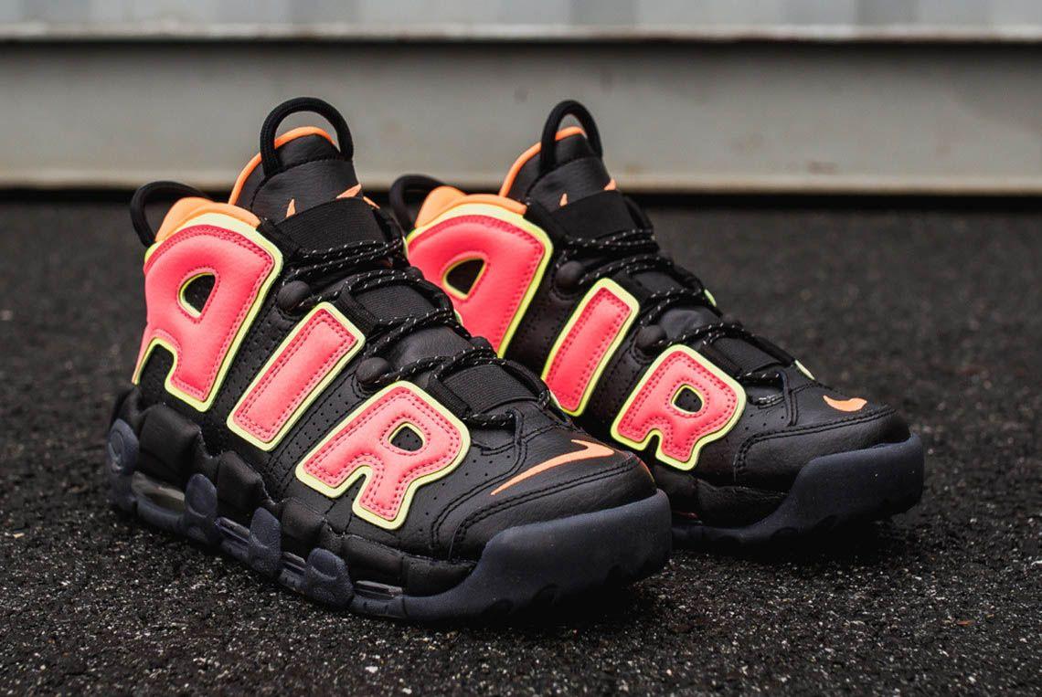 Nike Air More Uptempo Hot Punch 917593 002 3 Sneaker Freaker