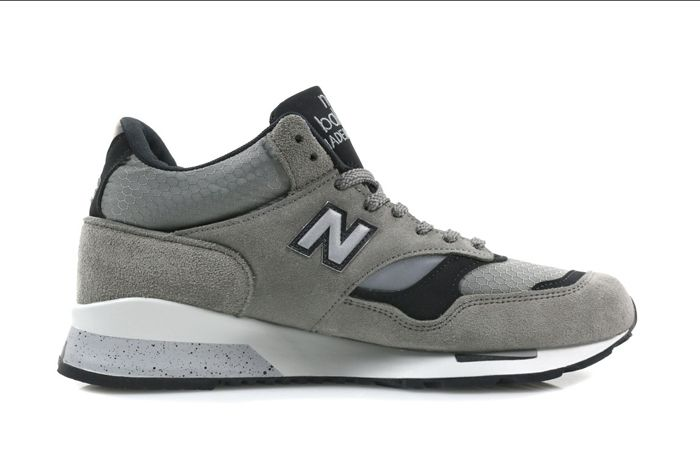 New Balance 1500 Mid Grey Grey 2