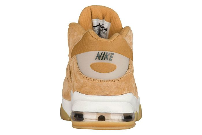 Nike Air Force Max Wheat Flax Gum 3