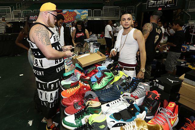 Sneaker Con Miami 201334
