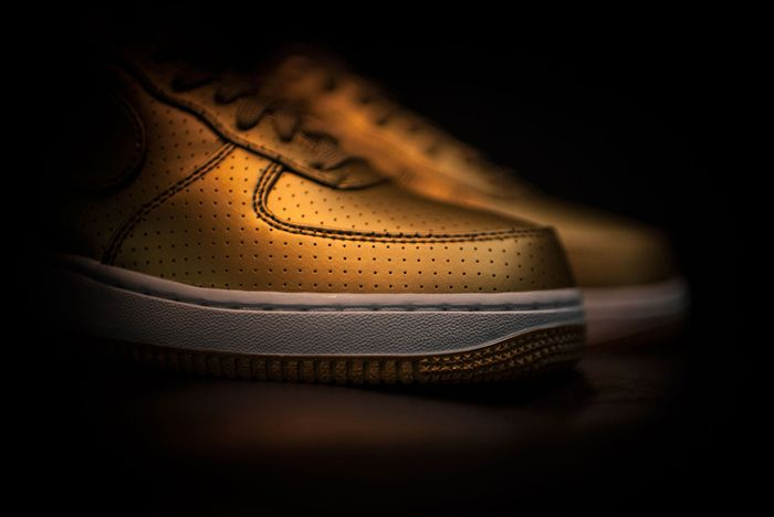Nike Air Force 1 Dream Team Pack 1 Gold 1