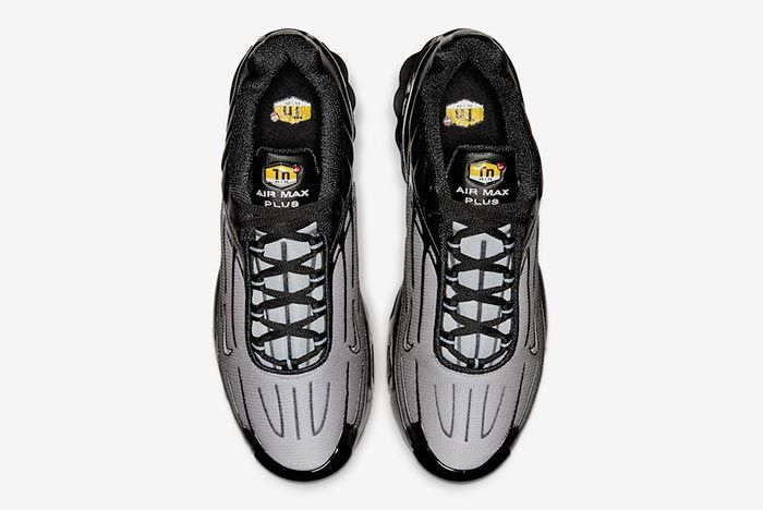 Nike Air Max Plus 3 Black Cj9684 002 Above Shot