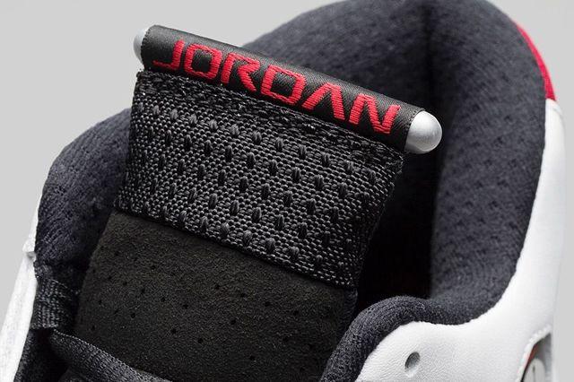 Air Jordan 14 White Black Og Retro Bump 1