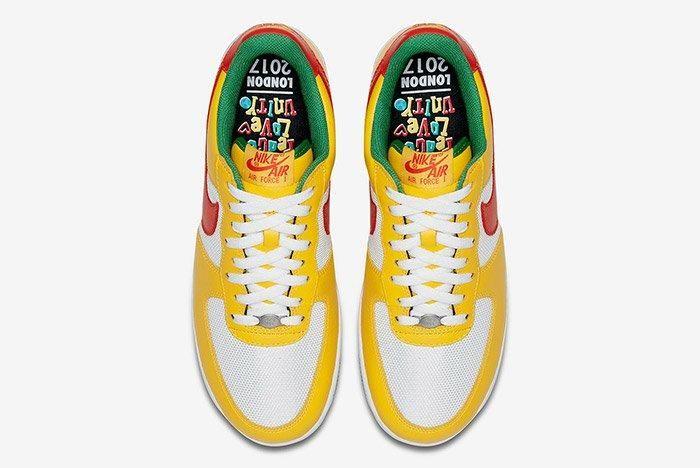 Nike Air Force 1 Carnival Pack 2017 9