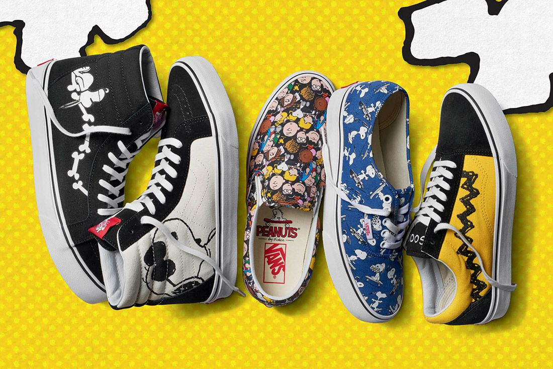 Vans Peanuts Collaborative Collection 11