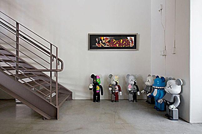 Ronnie Pirovino Kaws Collection 18 1