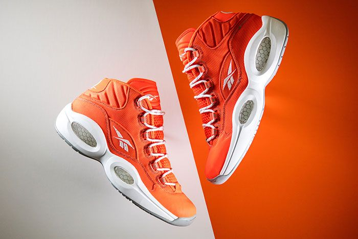 Reebok Question Mid Only The Strong Survive 1