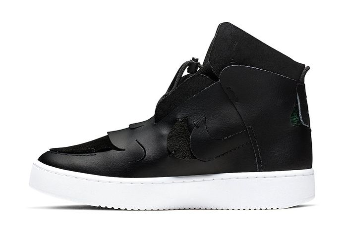 Nike Vandalized Lx Black Bq3611 001 Release Date Lateral
