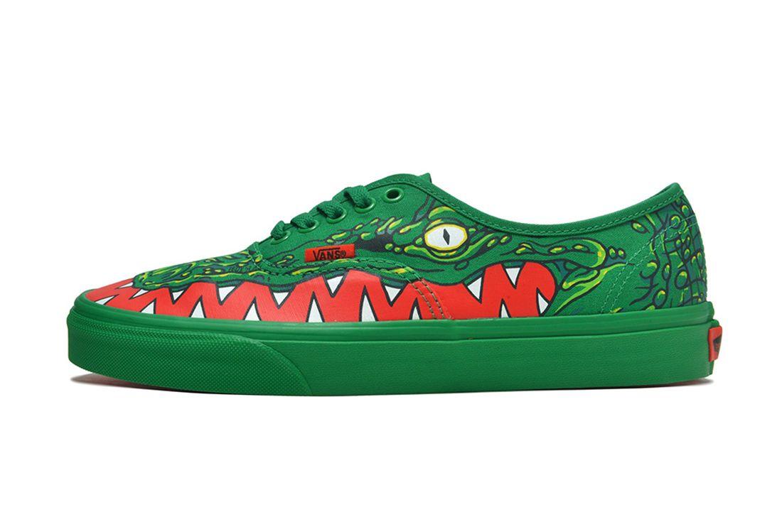 Vans Alligator 3