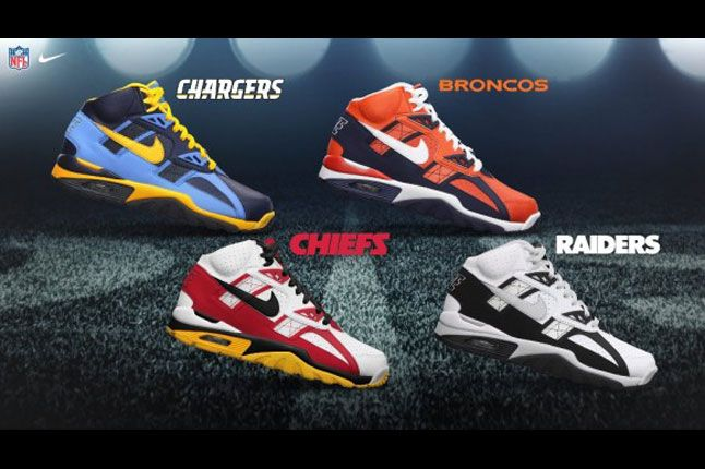 Nike Nfl Draft Pack Afc West 1