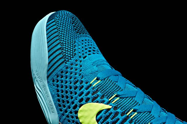 Kobe 9 Perspective Toebox