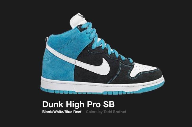 Nike Dunk Low Todd Bratrud 1