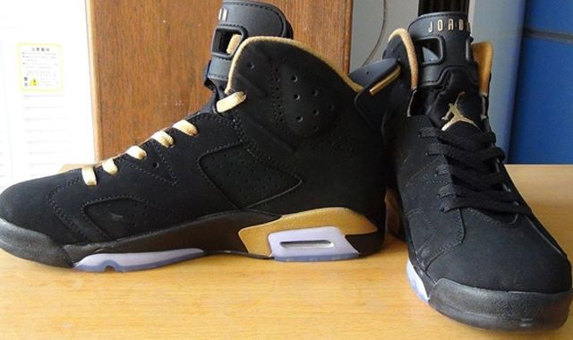 Sneaker Freaker Air Jordan 6 21