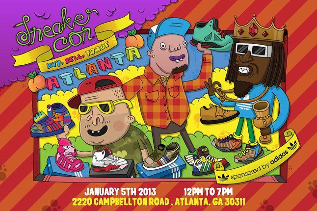 Sneaker Con Atlanta 1