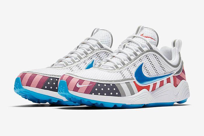 Parra Nike Zoom Spiridon Av4744 100 5 Sneaker Freaker