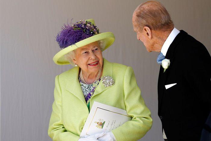 Queen Elizabeth Green
