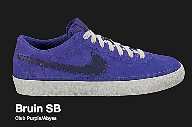 Nike Club Purple Bruin Sb 2010 1