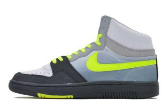 Court Force Hi Neon4