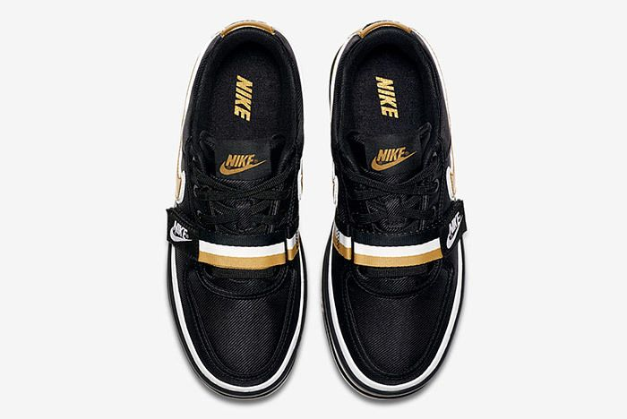 Nike Vandal 2 K Silver Black 4