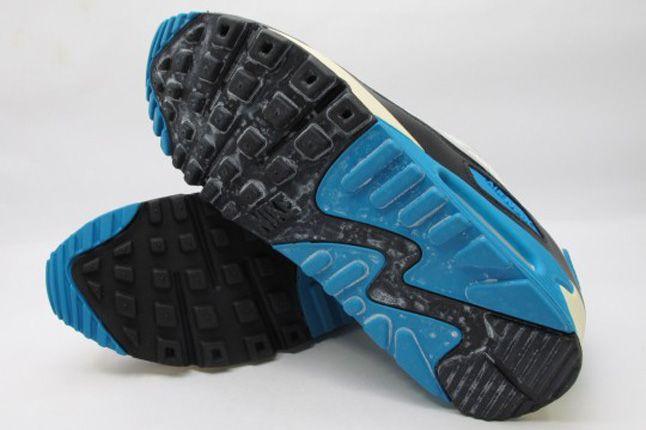 Nike Air Max 90 Og Laser Blue Soles 1