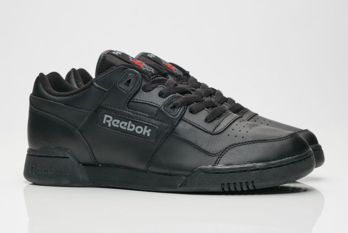 Reebok Workout Plus Triple Black