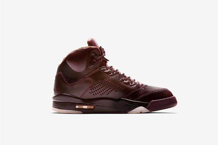 Jordan 5 Bordeaux Premium 3