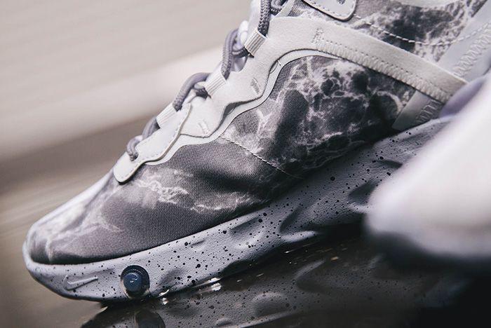 Nike Kendrick Lamar React Element 55 Medial Detail