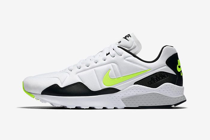 Nike Air Zoom Pegasus 92 White Black Volt 4