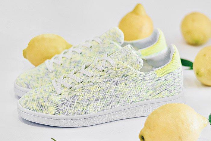 Adidas Stan Smith Pk Solar Yellow 4
