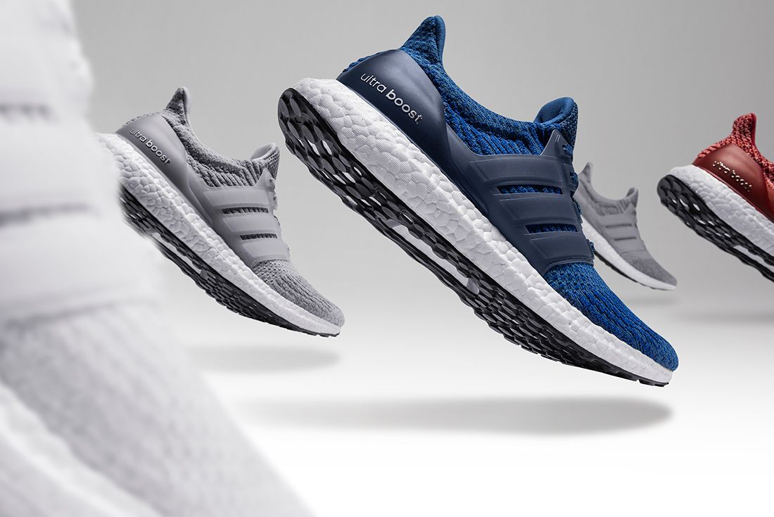 The Adidas Ultra Boost 3 0 Debuts In 11 Different Colourways