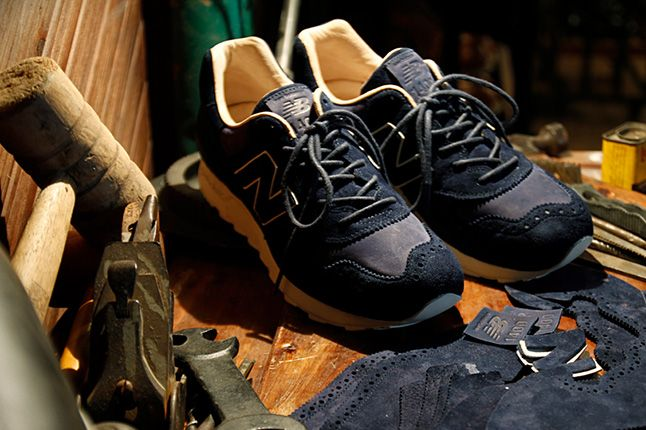 New Balance Invincible 1400 Brogue 5 1