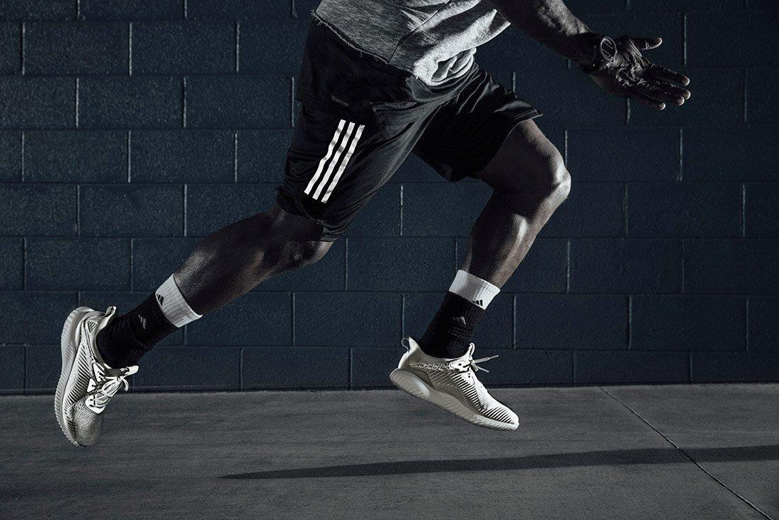 Adidas Alphabounce Reflective 2