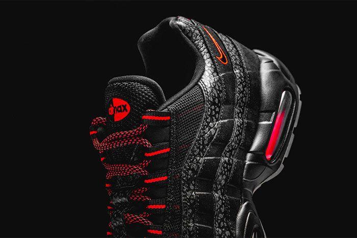 Nike Air Max 95 Infrared Sneaker Freaker3