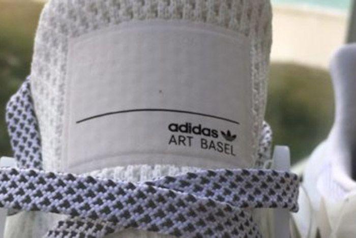 Art Basel Adidas Sneaker Freaker