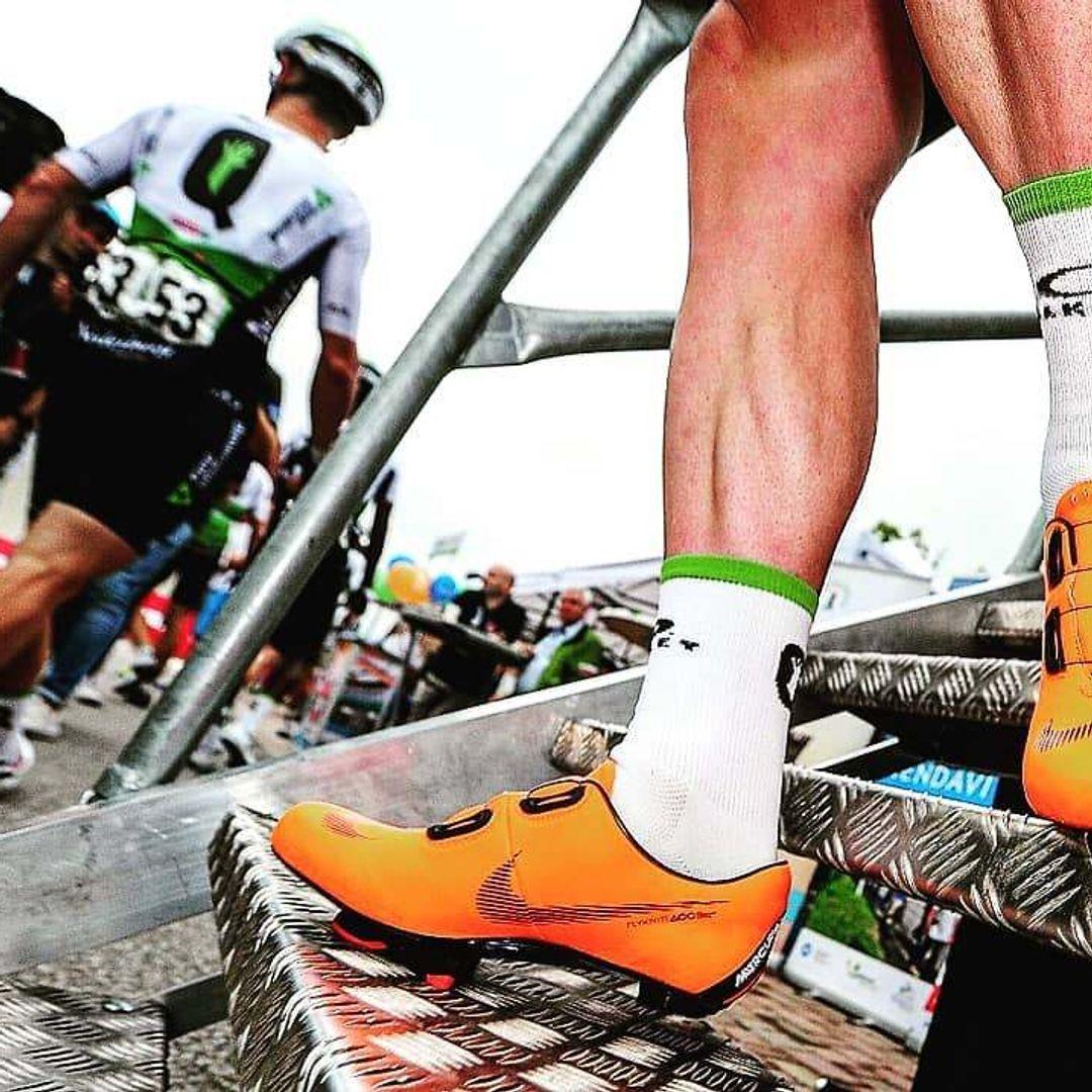 capa cantidad de ventas Factor malo  A Brief History of Nike Cycling - Sneaker Freaker