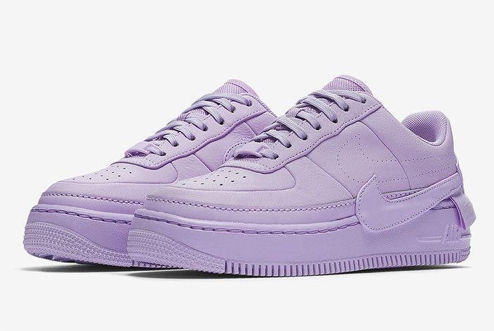 Nike Air Force 1 Low Jester Violet Mist 1