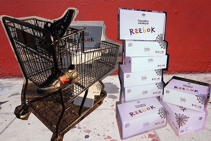 Reebok Classic X Trouble Andrew Workout Plus 3 Am 1