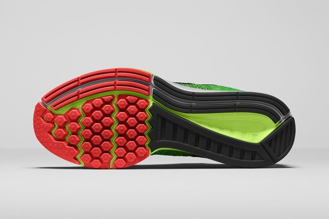 Nike Air Zoom Structure 19 Lime Green 6