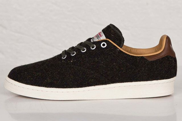 Adidas 84 Lab X Mark Mcnairy Harris Tweed4